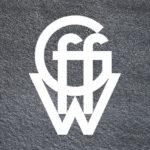 GFFW Logo auf Tafel